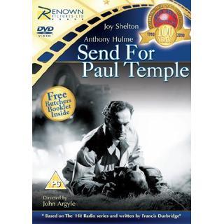 Send For Paul Temple [DVD]